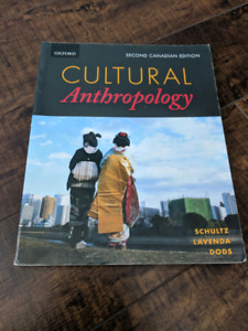 Cultural Anthropology. Second Canadian Edition