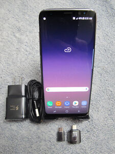 UNUSED UNLOCKED SAMSUNG GALAXY S8 - 64GB - GREY