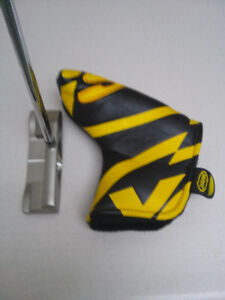 """NewYES C-Groove Pippi-12 Mid Putter 34"""""""
