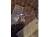 Droplet earrings by Jasper Conran. New with tag