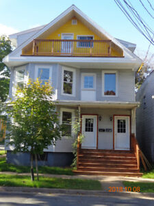 Newly-renovated 1-BR at Charles/Gladstone, West End Halifax