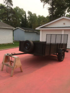 6 x 10 ft. Utility Trailer For Sale