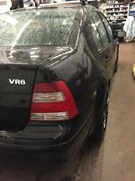 Jetta VR6 12v 2001