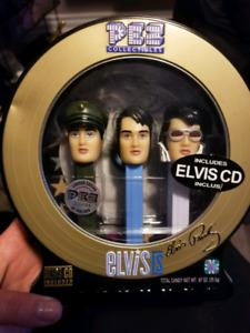 Elvis Presley - Pez Collector item