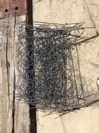 Garden border fencing