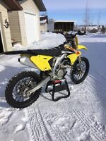 2015 Suzuki 450 RMZ **Low Hours**