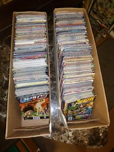Comics in Excellent condition over 700 to choose from