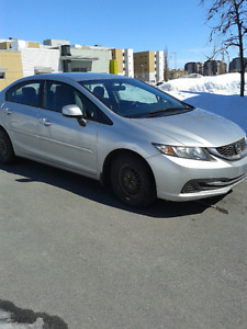 2013 Honda Civic Berline