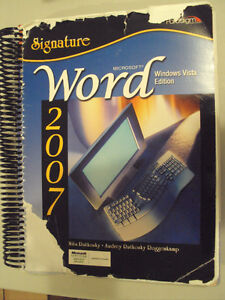 Word 2007 (Book)