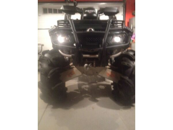 Used 2007 Bombardier can am outlander 800