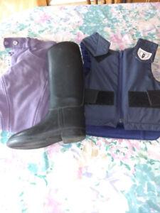 Kit pour camp d'été ou pour débuter cours d'équitation