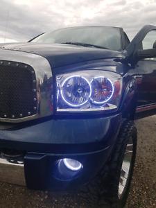 2008 Dodge cummins 6.7 litre 2500 mega cab. Laramie.