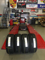 285/45R/22 New Bridgestone Dueller & Blizzaks @ Auto Trax City of Toronto Toronto (GTA) Preview
