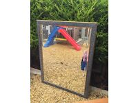 Beautiful Large Framed Mirror
