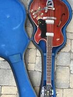 Early 60's Guild Starfire