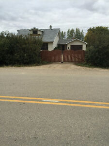 House for sale on 1/2 acre