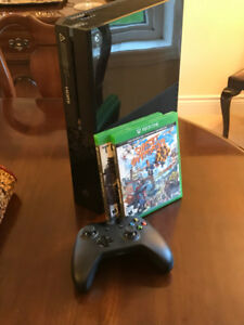 XBOX ONE +  Games and Controller