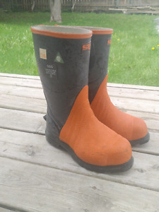STC Miners boots, Size 9 1/2