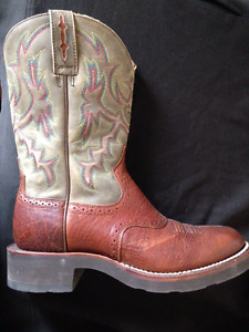 Men's Ariat Cowboy Boots - NEW!!