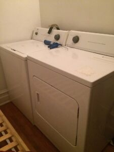 150$ washer and dryer or best offer
