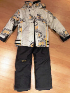 Chlorophylle Winter Coat and Snow Pant - Size 10