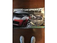Scalextric 'Need For Speed' track
