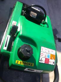 Wacker plate tamper petrol still available