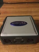 Presonus 4x4 recording interface