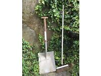 Best yard/ stable shovel Spade EVER !! Horse owners dream