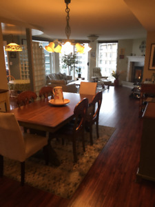 Beautiful Downtown Condo for Rent over the Holidays (De