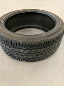 Yokohama ADVAN Sport A/S Tire (One Tire)