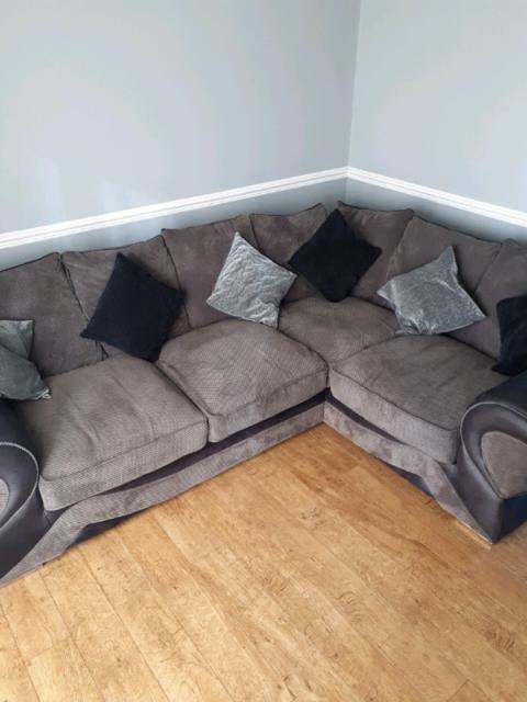 Corner sofa | in Port Talbot, Neath Port Talbot | Gumtree