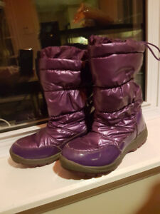 Cougar Winter Boots - girl's size 4