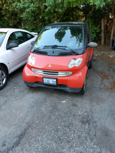 Smart For Two Mini car 2006