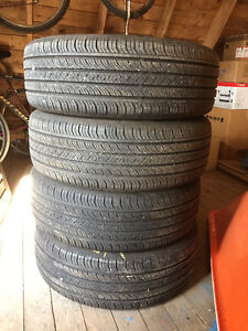 Continental Procontact 225/60 R18's