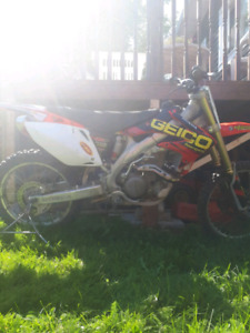 05 crf 450R for sale - need Gone!