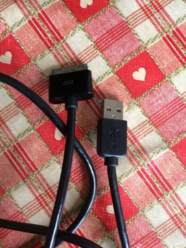 x1 Iphone 44s USB Charger 1m Cable in Norwich Norfolk  : 86 from www.gumtree.com size 600 x 800 jpeg 120kB