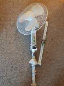 Oscillating Fan - 3 Settings