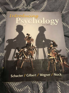 Introducing Psychology Third Edition By Schacter