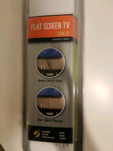 "30"" Cable Cover for Flat screen TV"