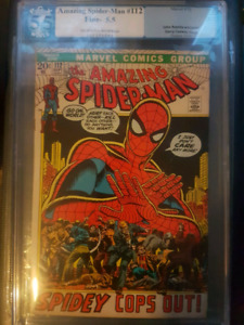 2 Amazing Spider-Man PGX  comics