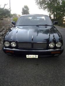1997 Jaguar XJR supercharge