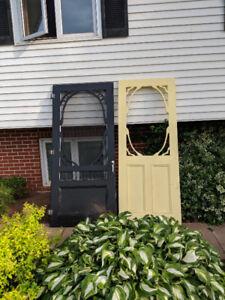 Screen doors for sale