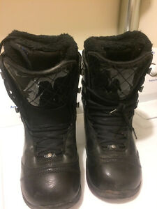 K2 Affair Women's Snowboard Boots- US 6