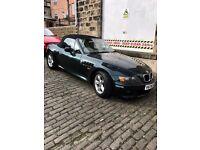 BMW Z3 2.0i 24v 6 Cylinder Sports Roadster/Convertible ** REDUCED **