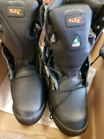 Selling NEW 2 pair of STC Work boots