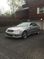 Mercedes clK tout options , Gps , Camera , A1
