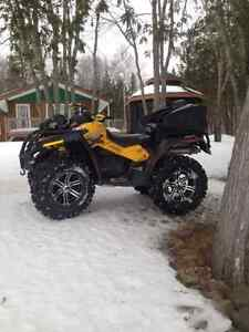 2012 Can Am XMR 800 for sale or trade