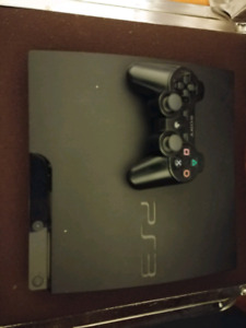 Ps3 and controller only