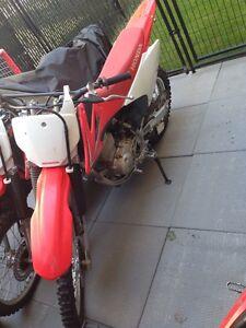 2009 Honda CRF 150F $2800 OBO!